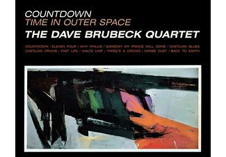 The Dave Quartet Brubeck - Countdown-Time In Ounter Space - (CD)