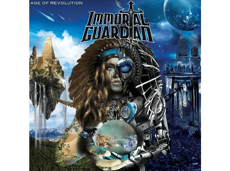 Immortal Guardian - Age Of Revolution [Vinyl]