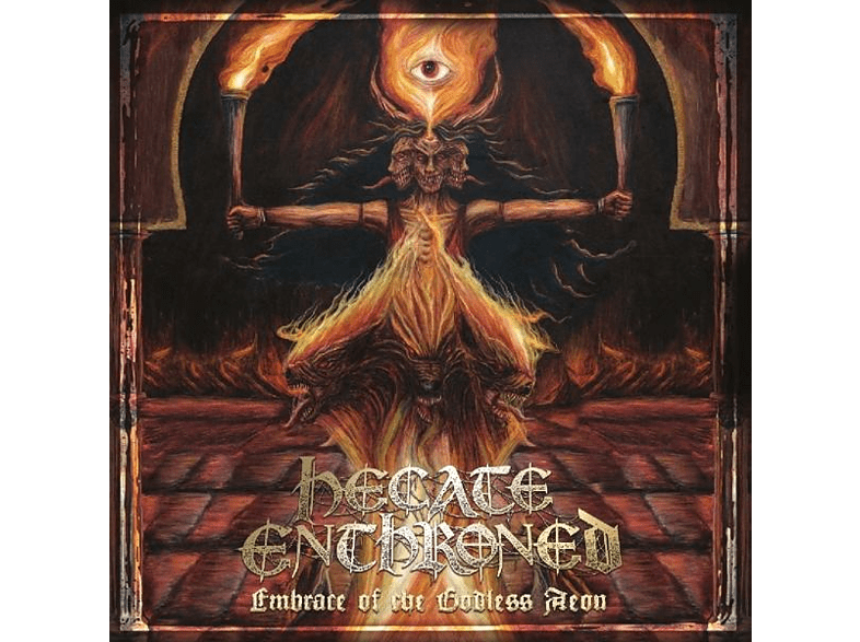 Hecate Enthroned - Embrace Of The Godless Aeon [Vinyl]