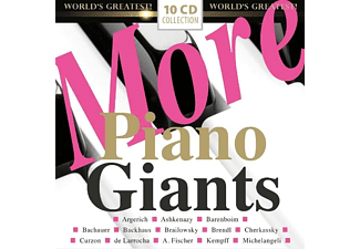 VARIOUS - More Piano Giants - (CD)