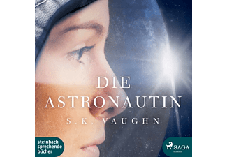 Die Astronautin - 2 MP3-CD - Science Fiction/Fantasy