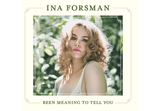 Ina Forsman - Been Meaning To Tell You - (CD)