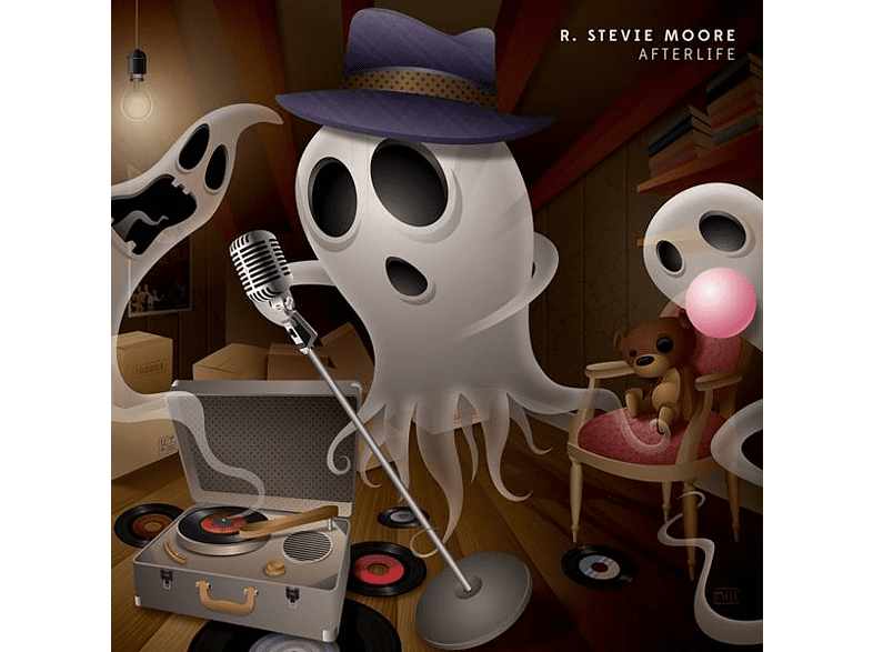 R. Stevie Moore - Afterlife [CD]