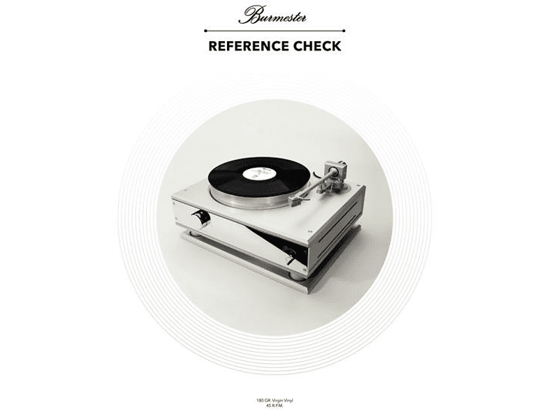 VARIOUS - Burmester Reference Check (45 RPM) [Vinyl]