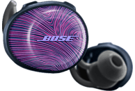 BOSE SoundSport Free – Limited Edition, In-ear Kopfhörer Bluetooth Ultraviolett
