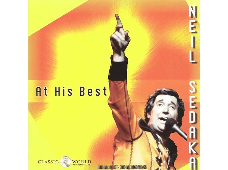 Neil Sedaka - All His Best [CD]