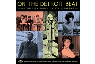 VARIOUS - On The Detroit Beat-Motor City Soul UK Style [CD]
