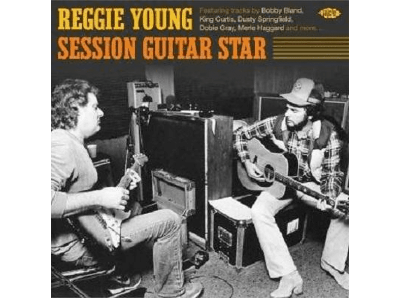 VARIOUS - Session Guitar Star [CD]