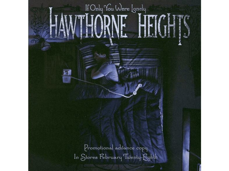 Hawthorne Heights - If Only You Were Lonely (LTD Grey Vinyl) [Vinyl]