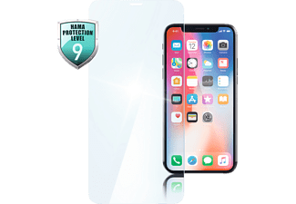 HAMA Premium Crystal Glass, Schutzglas, Apple iPhone XR, Transparent