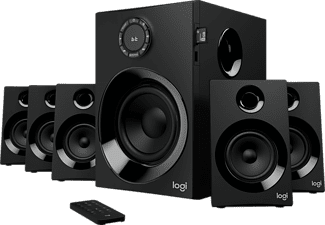 LOGITECH Logitech Z607 Surround speakersysteem + Bluetooth