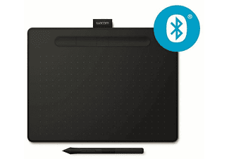 WACOM Intuos M BT-S - Pen Tablet (Nero)