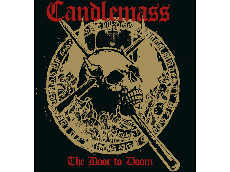 Candlemass - The Door To Doom [CD]