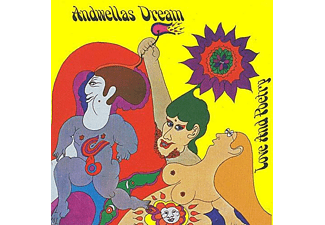 Andwellas Dream - Love And Poetry (Digipak+Bonustrack) - (CD)