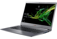 ACER Swift 5 (SF514-53T-573Y), Notebook mit 14 Zoll Display, Core™ i5 Prozessor, 8 GB RAM, 256 GB SSD, Intel® UHD-Grafik 620, Silber