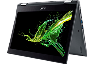 ACER Spin 5 (SP513-53N-725H), Notebook mit 13.3 Zoll Display, Core™ i7 Prozessor, 8 GB RAM, 512 GB SSD, Intel® UHD-Grafik 620, Steel Gray