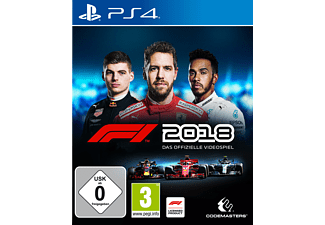 F1 2018 - PlayStation 4