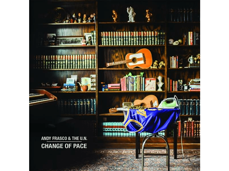 Andy & The U.N. Frasco - Change Of Pace [CD]