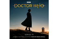 Ost-original Soundtrack Tv - Doctor Who-Series 11 [CD]