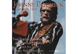 Johnny Paycheck - Greatest Hits - (CD)