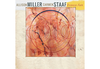 Allison & Carmen Miller - Science Fair - (CD)