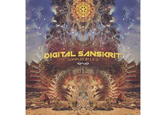 VARIOUS - Digital Sanskrit - (CD)