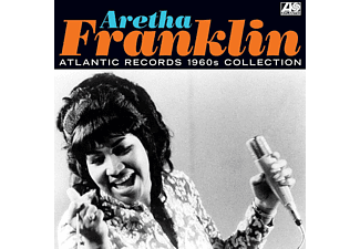 Aretha Franklin - Atlantic Records 1960s Collection - (Vinyl)