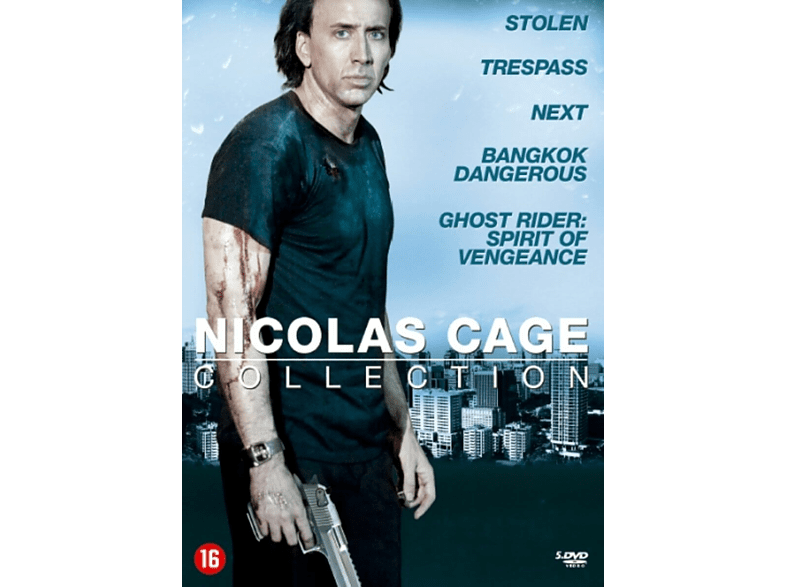 Nicolas Cage Collection - DVD