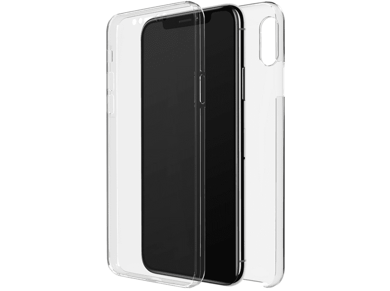 BLACK ROCK 360° Clear Full Cover Apple iPhone XR  Transparent