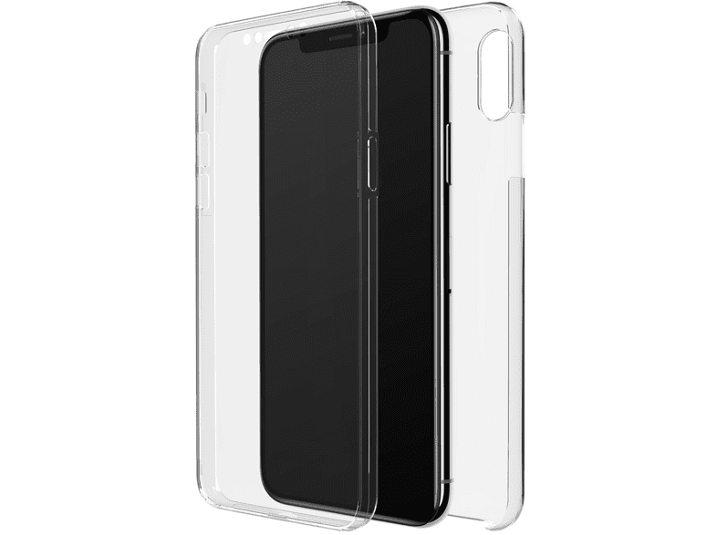 BLACK ROCK 360° Clear Full Cover Apple iPhone XS Max  Transparent