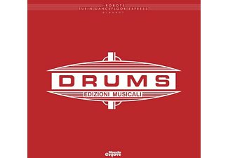 VARIOUS - Drums Records (2xLP) - (Vinyl)