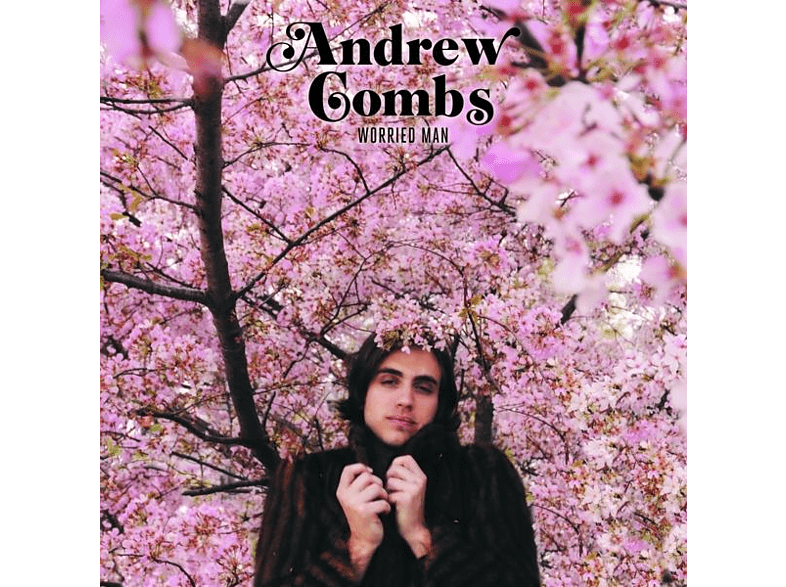 Andrew Combs - Worried Man (Heavyweight White LP+MP3) [LP + Download]