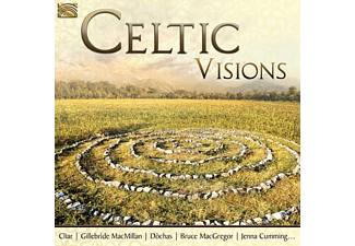 VARIOUS - Celtic Visions - (CD)