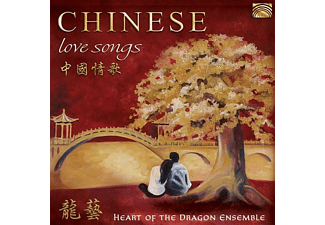 Heart Of The Dragon Ensemble - Chinese Love Songs - (CD)