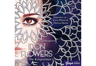 Iron Flowers (2.) Die Kriegerinnen - 4 CD - Science Fiction/Fantasy