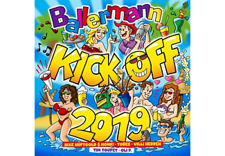VARIOUS - Ballermann Kick Off 2019 - (CD)
