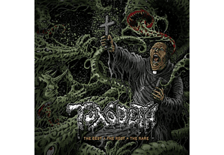Toxodeth - The Best,The Rest,The Rare - (CD)