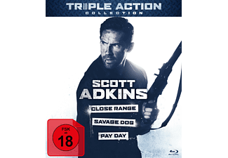 Scott Adkins Triple Action Collection - (Blu-ray)