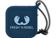 FRESH N REBEL Gift Pack - Vibe Wireless & Pebble, In-ear Kopfhörer Bluetooth Blau