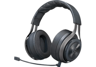 LUCIDSOUND LS41, Wireless Headset, Schwarz/Silber
