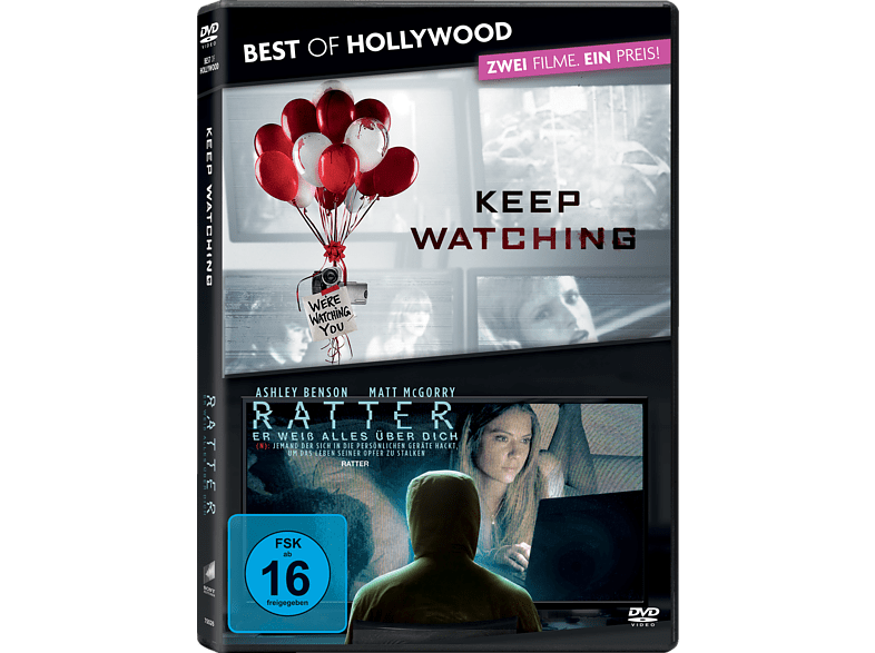 BEST OF HOLLYWOOD-2 Movie Collector's Pack 186 [DVD]