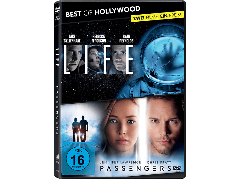 BEST OF HOLLYWOOD-2 Movie Collector's Pack 182 [DVD]