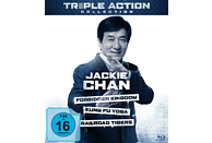Jackie Chan Triple Action Collection [Blu-ray]