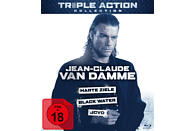 Jean-Claude Van Damme Triple Action Collection [Blu-ray]