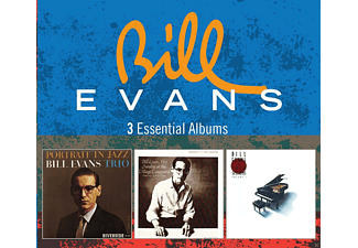 Bill Evans - 3 Essential Albums CD