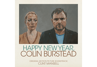 Clint Mansell - Happy New Year,Colin Burstead (OST) - (CD)