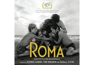 VARIOUS - Roma/OST - (CD)