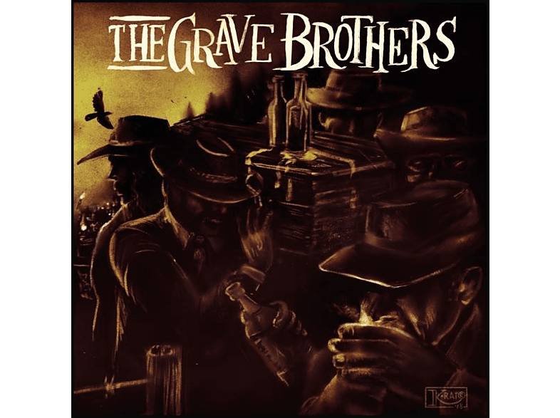 Grave Brothers - The Grave Brothers [CD]
