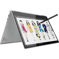 LENOVO Yoga 730, Convertible mit 15.6 Zoll Display, Core™ i7 Prozessor, 16 GB RAM, 512 GB SSD, GeForce® GTX 1050, Platinum
