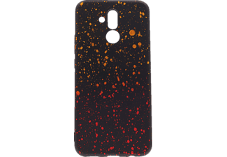 AGM Points Backcover Huawei Mate 20 Lite Thermoplastisches Polyurethan Schwarz, Gelb,Rot